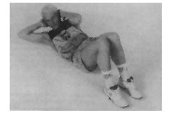 OEFENING VOOR DE BUIK 3 Oefeningen voor Figuurcorrectie